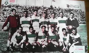 Poster Semana, C.D. Tenerife, 1960 - 61