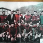 Poster Semana, Club Deportivo Turon, 1960 - 61