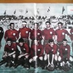 Poster Semana, Pontevedra, C.F., 1960 - 61