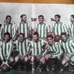 Poster Semana, Real Club Recreativo de Huelva, 1960 - 61