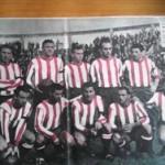 Poster Semana, Real Gijón, 1960 - 61