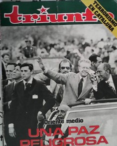 TRIUNFO AÑO XXXIII, NÚM. 843, 24 MARZO 1979