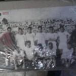 Poster Semana, C. de F. Mestalla,  Temporada 1960 - 1961