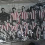 Poster Semana, Granada C. de F.,  Temporada 1960 - 1961