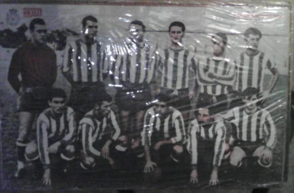 Poster Semana, Real Clu Deportivo La Coruña,  Temporada 1960 - 1961