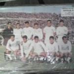 Poster Semana, Sevilla C. F..,  Temporada 1964 - 65