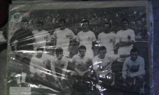 Poster Semana, Sevilla, C.F., 1960-1961