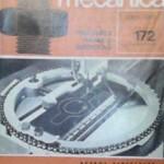 Técnica mecánica 172, mayo 1973