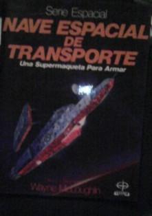 nave espacial de transporte