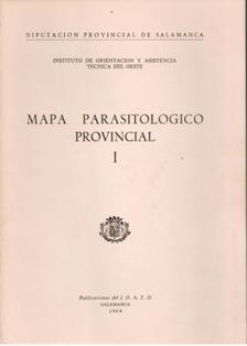 Mapa parasitológico Provincial I, Salamanca