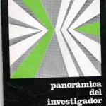 Panorámica del investigador Año I, volumen 1, Nº 2