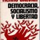 democracia socialismo y libertad