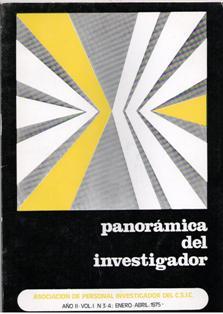 panoramica del investigador, nº 3