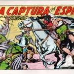 la captura del espia