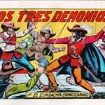 los tres demonios