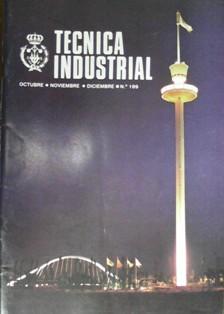 tecnica industrial antena