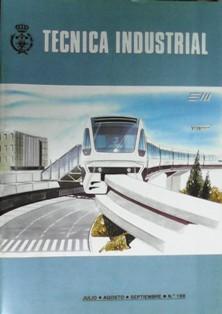 tecnica industrial tren