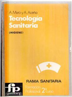 tecnologia sanitaria higiene