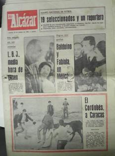 EL ALCAZAR EL CORDOBES A CARACS