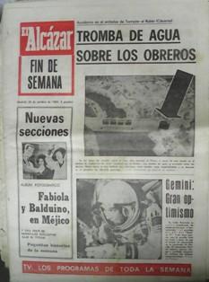 EL ALCAZAR TOMBA DE AGUA