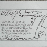 PEGATINA CATARSIS