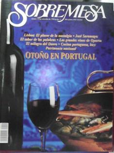 Sobremesa 119, noviembre 1994, otoño en Portugal