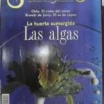 Sobremesa 129, octubre 1995, Las algas