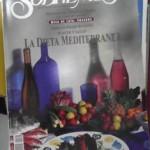 Sobremesa nº 116, julio agosto 1994. La Dieta mediterranea