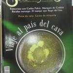 Sobremesa nº 130, noviembre 1995, viaje al país del cava