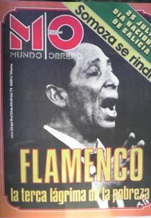 mundo obrro flamenco