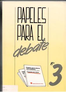 papeles para el debate