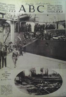 ABC 17 de octubre de 1934, Huelga revolucionaria