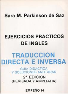 Ejercicios prácticos de Inglés, Traducción directa