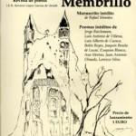 La sombra del membrillo nº 1, revista de poesía, diciembre 2003