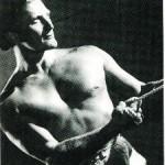 Postal Kirk Douglas