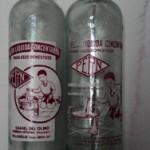 dos botellas lejia