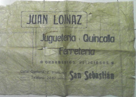 jugueteria quincalla