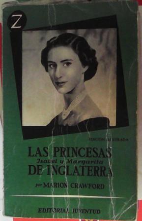 las princesas de inglaterra