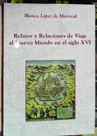 relatos y relaciones de viaje