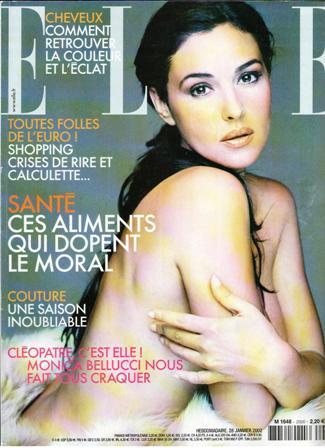 Elle, 28 Janvier 2002, nº 2926