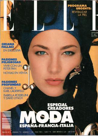Elle, Septiembre 1990 nº 48