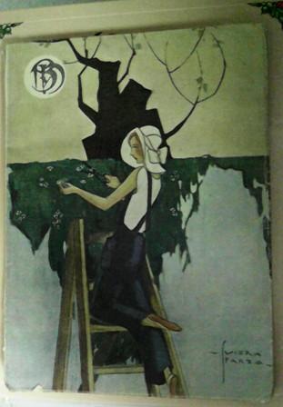 blanco y negro 1934