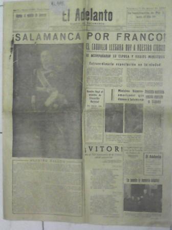 el adelanto 7 de mayo de 1954