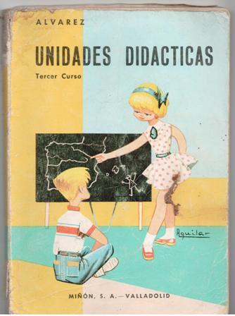 unidades didacticas tercero