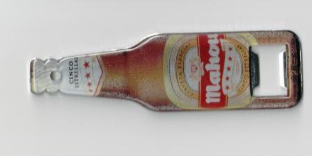 abre botellas mahou