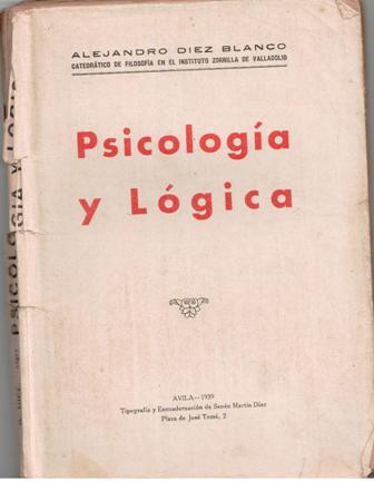PSICOLOGIA Y LOGICA