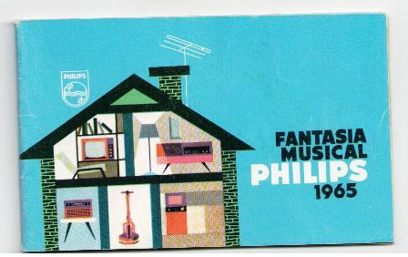 Folleto Fantasía Musical Philips 1965 (CAVE 198) 001