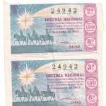 loteria nacional 1964
