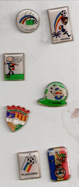 pins andorra