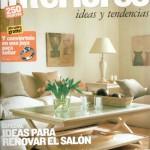 Interiores, revista de decoración, año 2 número 16, especial ren